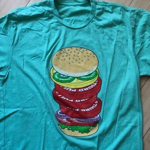 Other - Third Pull tee shirt